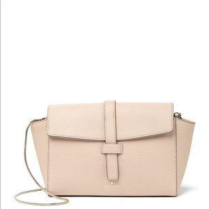 Kate Spade Emmie Embossed Leather Crossbody Bag